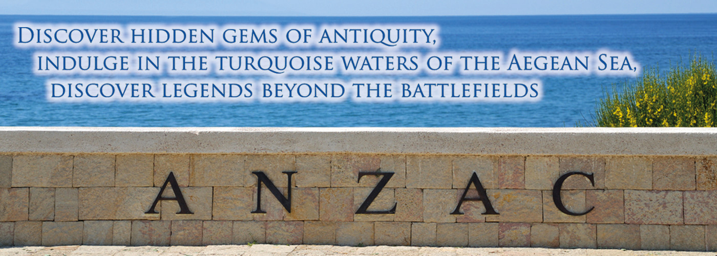 Gallipoli Cruise for Anzac Day 2017