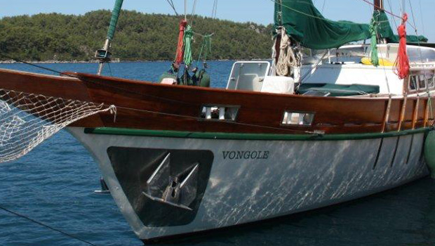 Vongole is a Private Charter Gulet in Turkey