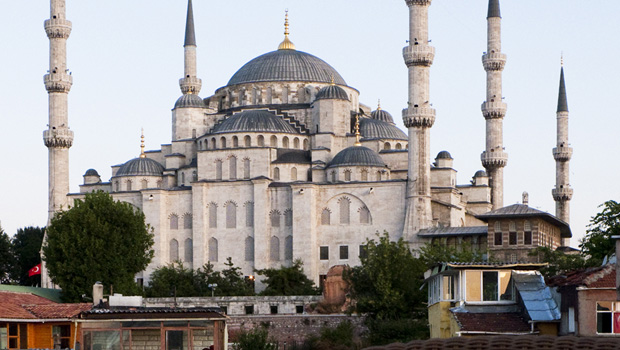 Blue Mosque (Sultan Ahmet Mosque)