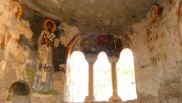 Church of Saint Nicholas of Myra, Turkey
