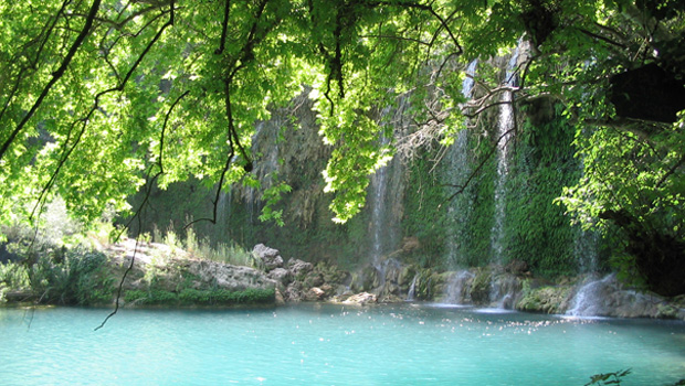 Kursunlu Waterfalls Antalya, private tour