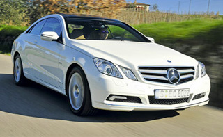 Mercedes-Benz E250 private tour