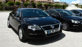 Volkswagen Passat private tour