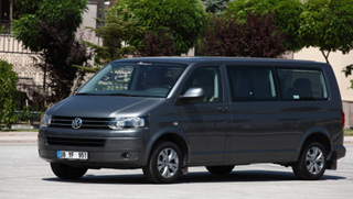 Volkswagen Caravelle private tour