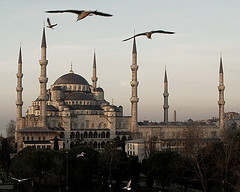 Blue Mosque - Epic Gallipoli Cruise