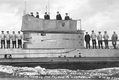 AE2, the Australian Submarine - Kusadasi to Gallipoli Anzac Day