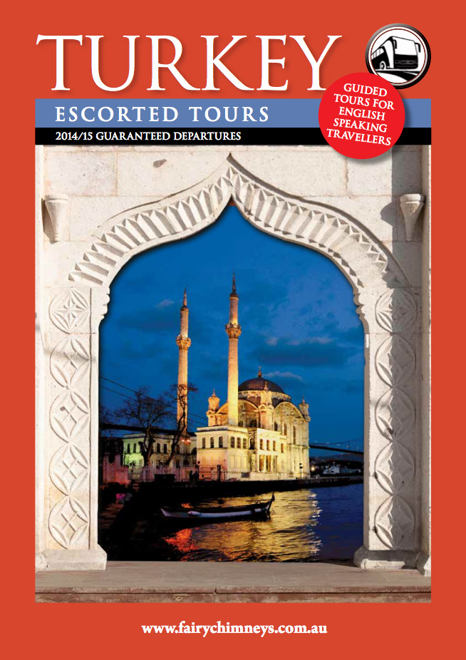 Escorted Tours Turkey Brochure