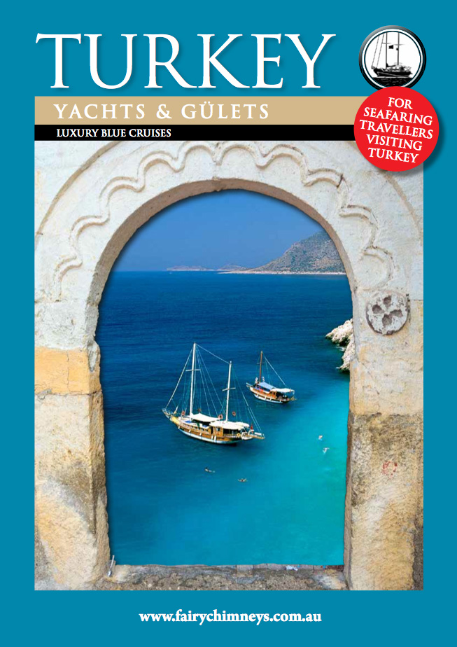 Yachts & Gülets in Turkey Brochure