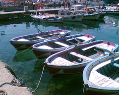 Boat Harbour - Antalya - Escorted Tour