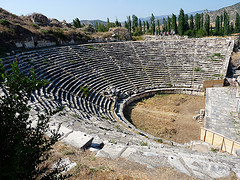 Theatre - Aphrodisias - Small Group, Special Interest