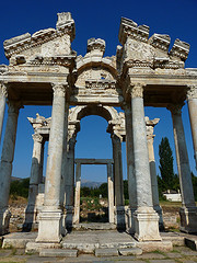 Temple - Aphrodisias - Small Group, Special Interest