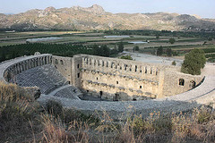 Theatre - Aspendos - Semi Independent Tour