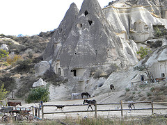 Fairy Chimneys - Cappadocia - Semi Independent Tour