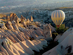 Hot air ballooning - Cappadocia - Escorted Tour