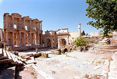 Celsus Library - Ephesus - Escorted Tour