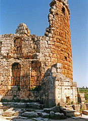 Hellenistic Tower - Perge - Escorted Tour