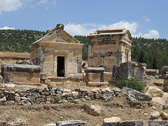 Tombs - Hierapolis - Escorted Tour