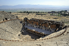 Theatre - Hierapolis - Small Group, Special Interest