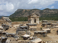 Tombs - Hierapolis - Small Group, Special Interest