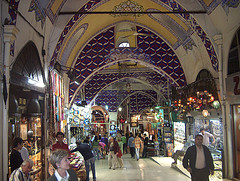 Grand Bazaar - Istanbul - Escorted Tour