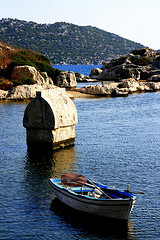 Sunken City - Kekova - Semi Independent Tour