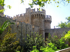 Knights castle - Rhodes - Blue Cruise