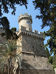 Palace of the Grand Masters - Rhodes - Blue Cruise