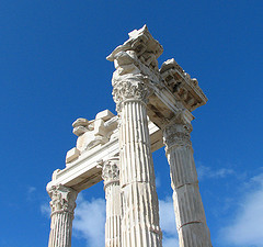 Temple - Pergamum - Escorted Tour