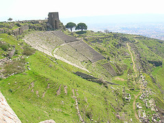 Theatre - Pergamum - Escorted Tour