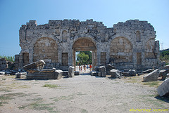 Achaeological Site - Perge - Escorted Tour