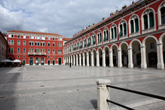 Republic Square - Split - Private Luxury Tour