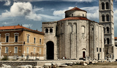 St Donatus Church - Zadar - Private Luxury Tour