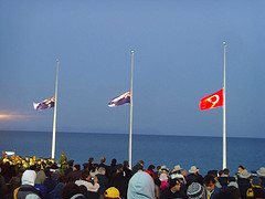 Dawn Service at Gallipoli - ANZAC Day - Escorted Tour