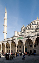 Blue Mosque - Istanbul - Semi Independent Tour