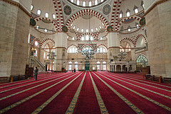 Inside the Blue Mosque - Istanbul - Escorted Tour