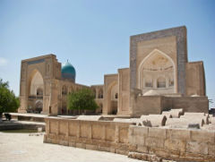 The Chor-Bakr Necropolis - Bukhara - Private Luxury Tour