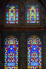 Stained glass windows in Istanbul - Istanbul -