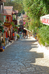 Narrow Streets - Kas - Small Group, Special Interest