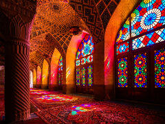 the Pink Mosque - Shiraz - Private Luxury Tour
