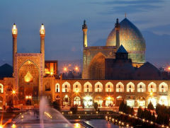 the Shah Mosque - Isfahan - Private Luxury Tour