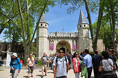 Topkapi Palace Entrance - Istanbul - Escorted Tour