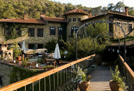 hotel near Mount Ida, Turkey - private tailored tours