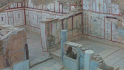 Painted houses, Ephesus tour, Turkey