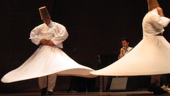 Whirling Dervishes in Konya