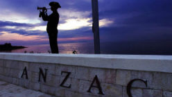 Anzac Ceremony at Gallipoli