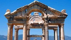 Aphrodisias Temple, Mediterranean region of Turkey