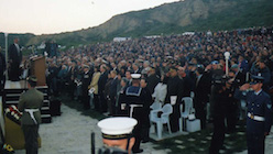 Anzac Day at Gallipoli Dawn Service
