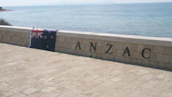 Anzac Day at Gallipoli Memorial