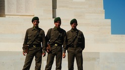 Gallipoli - Anzac Day Turkish Soldiers