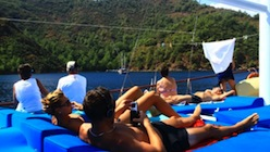 Marmaris Yacht Cabin Charters in Turkey